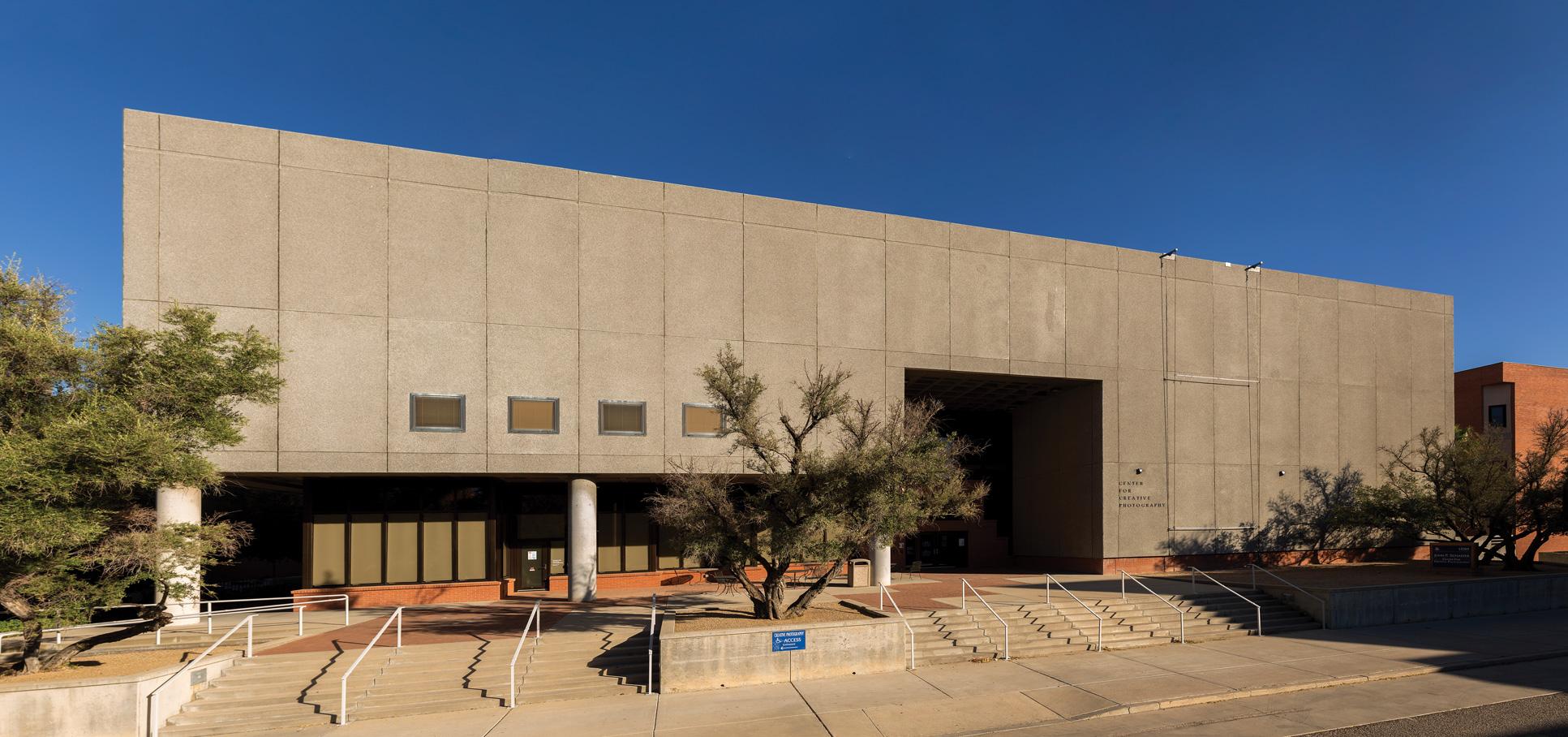 CCP Building Exterior