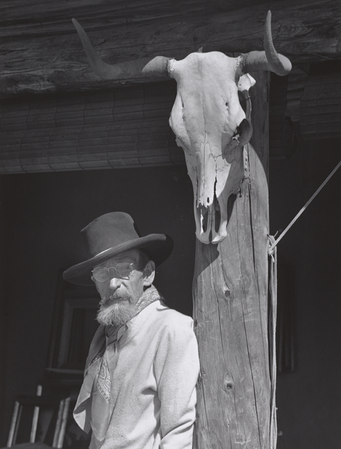 Maynard Dixon, Painter, Tucson, Arizona