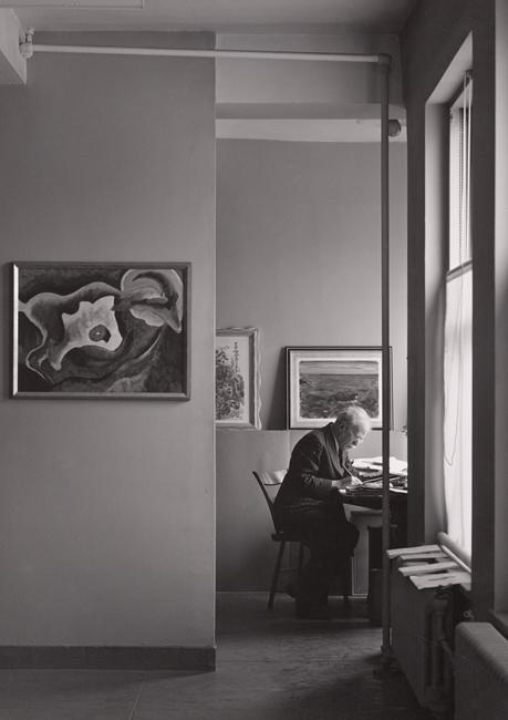 Alfred Stieglitz, An American Place, New York
