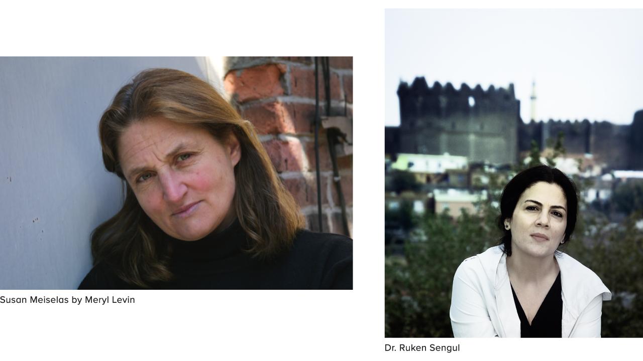 Susan Meiselas and Dr. Ruken Sengul in Conversation