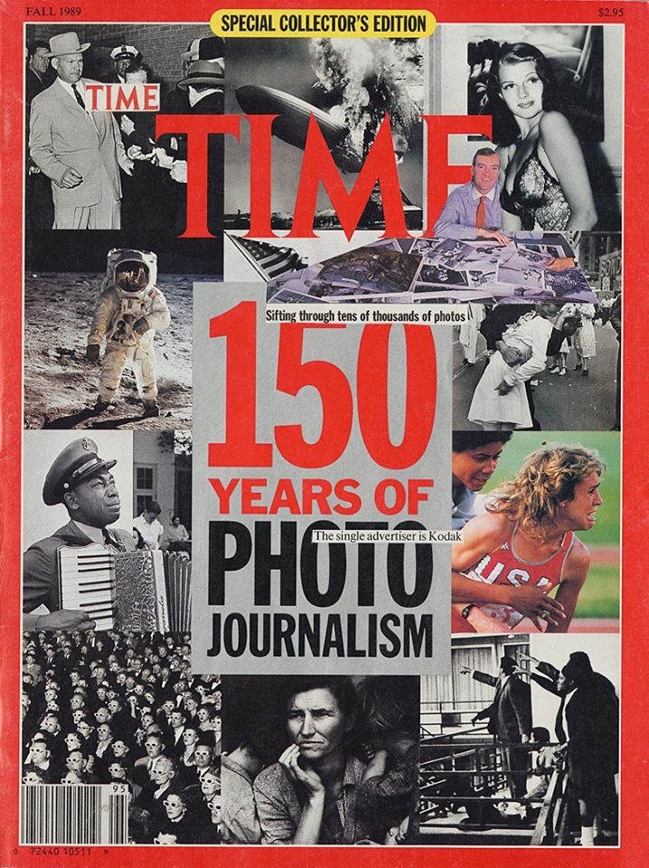 Time, Fall 1989, Special Collector's Edition/150 Years of Photo Journalism