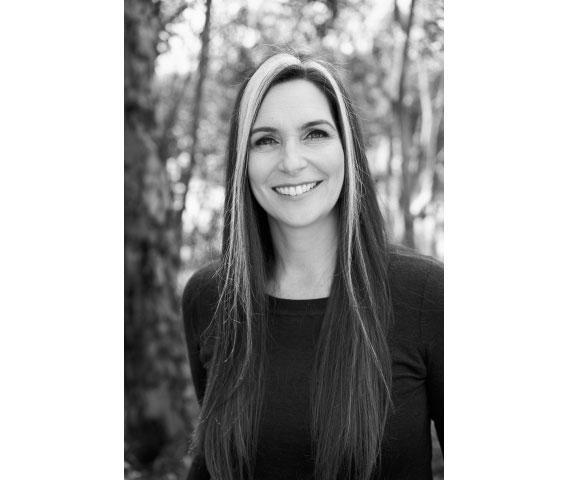 Dr. Rebecca Senf, headshot by Sean Deckert